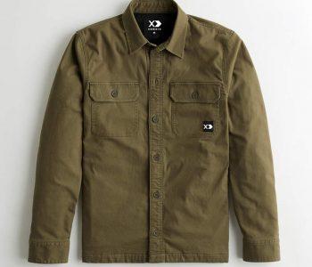 Woven-Utility Shirt-1