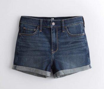 Xamors-Denim Shorts-1